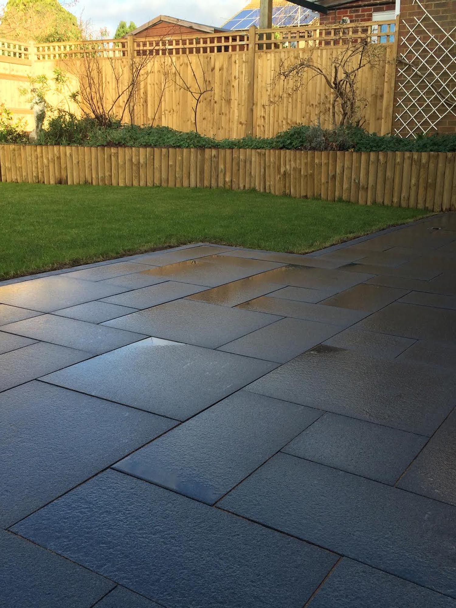 Dark Grey (Mid Grey) Granite