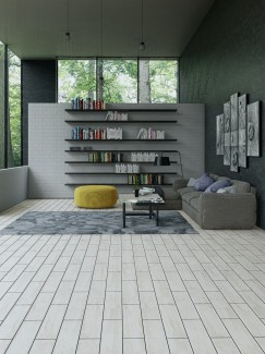 Artist Light Wood Floor & Wall Tiles- 600x150(mm)